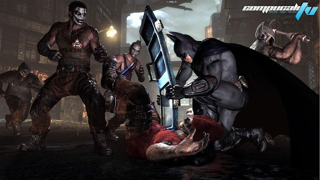 Batman Arkham City Game Of The Year Edition PC Full