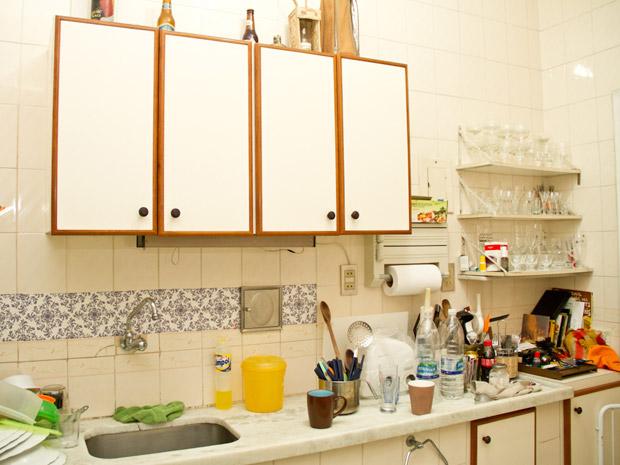Santa Ajuda  como organizar a cozinha  Cantinho Organizado