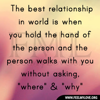 The best relationship in world is