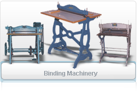 Binding Machinery