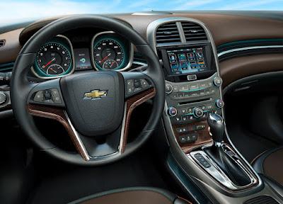 2017 Chevy Malibu Concept Design Release Date