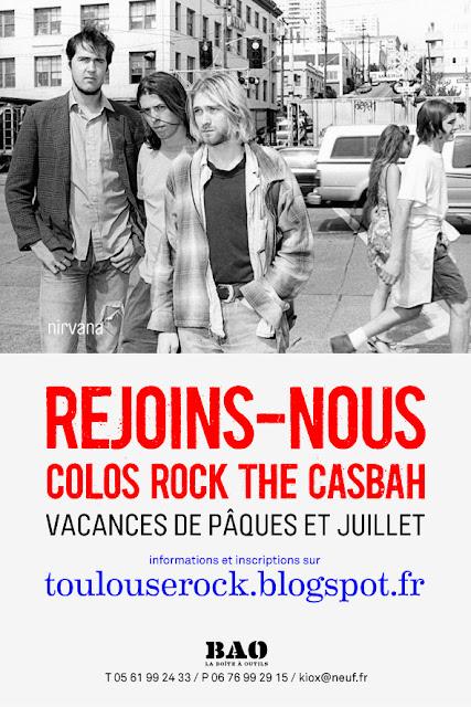 colonies ROCK THE CASBAH pour les ados