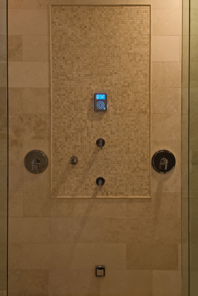 GOLD NOTES: Steam Showers - Guest Post by Steamist