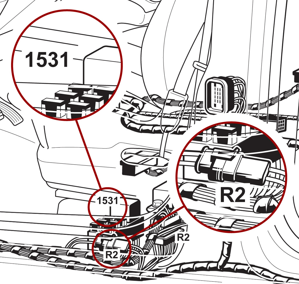 Renault Grand Scenic on power seat wiring diagram