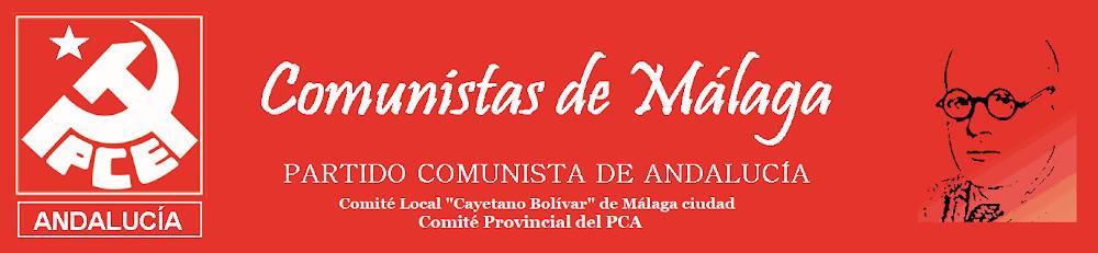 Comunistas de Málaga