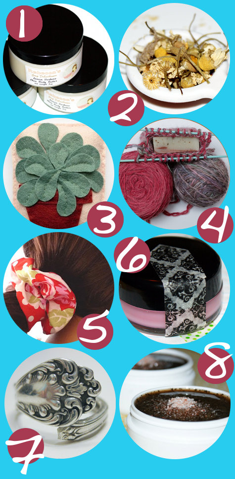 Craft Gift Ideas for Women