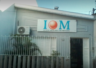 Clínica IOM, em Mairi