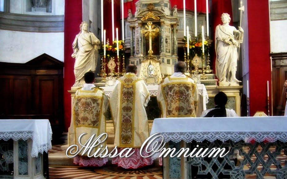 Missa Omnium - La Misa de todos