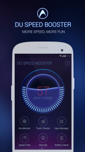DU Speed Booster V 2.3.0 screenshot