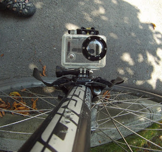 Fork Mount for GoPro HD