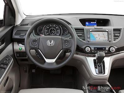 Honda CRV 2012 intérieur