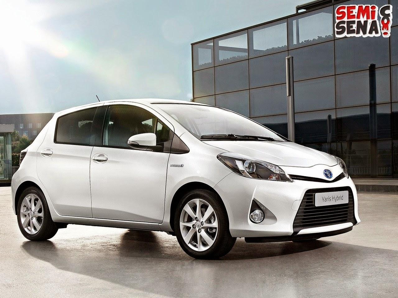 2015 Toyota Yaris car prices