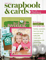 Scrapbook and Cards Today Winter Issue
