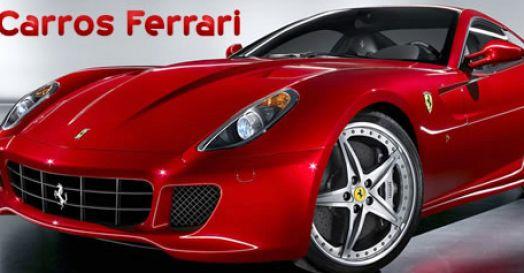 Carros Ferraris
