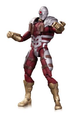 DC Colectibles Suicide Squad Deadshot Figure