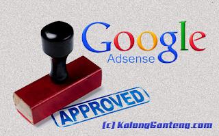 Tips Rahasia Daftar Google Adsense Agar Cepat Diterima