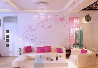 Type Color Is A Soft Pink Color That Seem Able To Bring Light And Soft Feel  Calm. In Addition, The Color Of This One Can Also Make A Room Look More  Sweet ...
