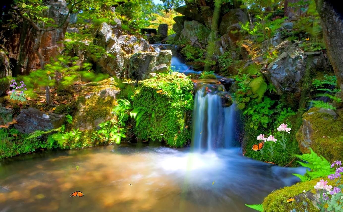 live waterfall wallpaper hd for desktop free download