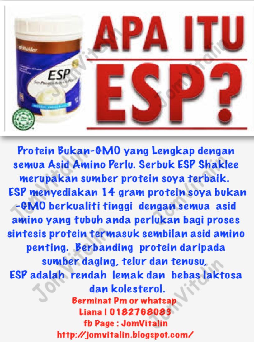 APA ITU ESP??