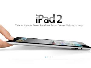 Harga dan Spesifikasi iPad 2