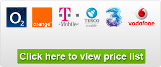 iPhone IMEI Unlock - UK 3 / o2 / Vodafone
