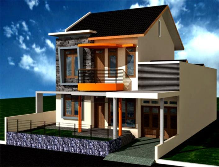 Rumah Minimalis 2015  Gambar Desain Rumah Sederhana Minimalis Modern