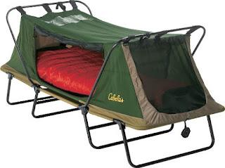 Cabelas tent cot