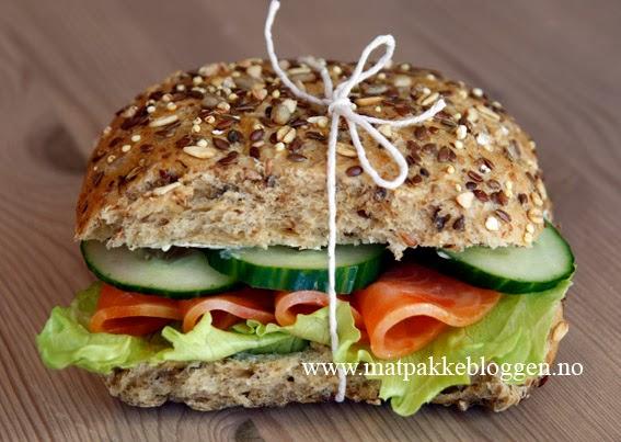 typisk norsk frokost