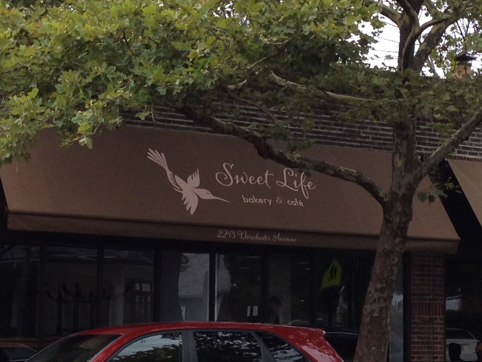 Lower Dot: Sweet Life Bakery and Café