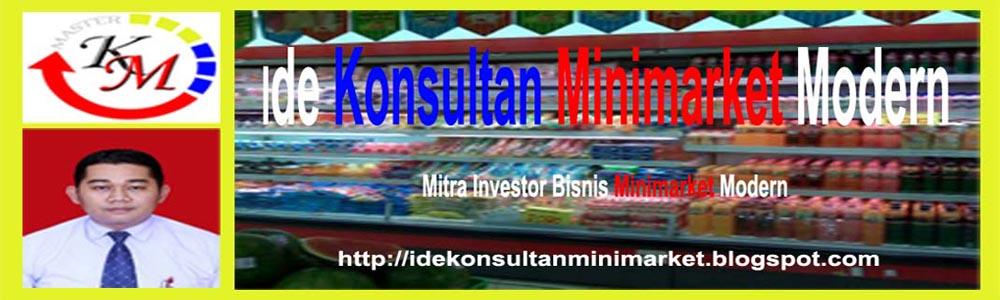 Ide Konsultan Minimarket Modern