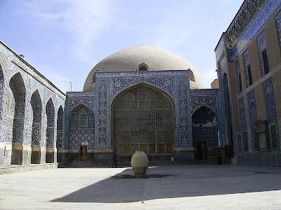 UNESCO Dünya Mirası - Safiyüddin İshak