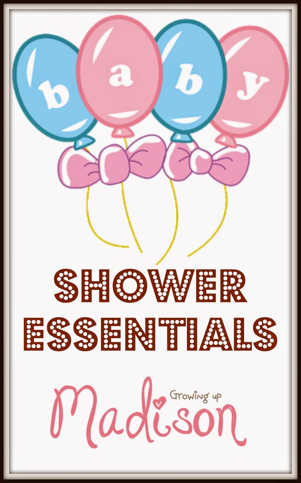 baby shower essentials annmarie john