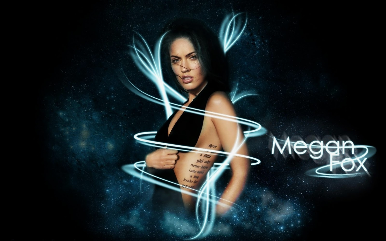 megan fox in transformers wallpapers - Megan Fox Transformers HD Wallpapers New Wallpapers