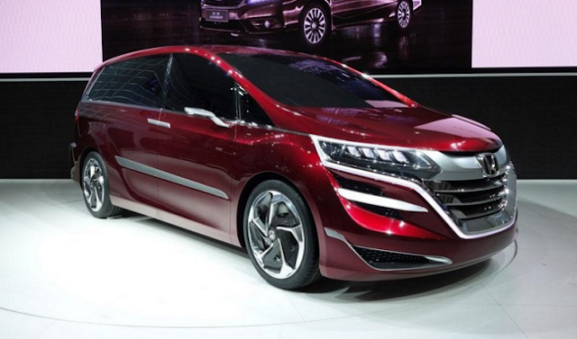 2016 Honda Odyssey Changes Redesign Release Date Hybrid System