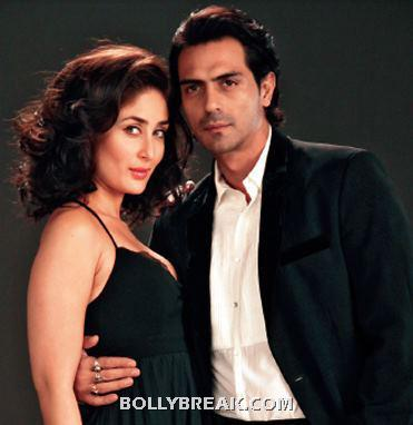 Arjuna Rampal Kareena Kapoor Heroine Movie Still - Arjuna Rampal Kareena Kapoor Heroine Movie Stills