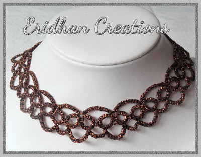 tatting collar