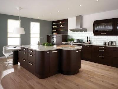Desain Dapur Modern Terbaru 2013