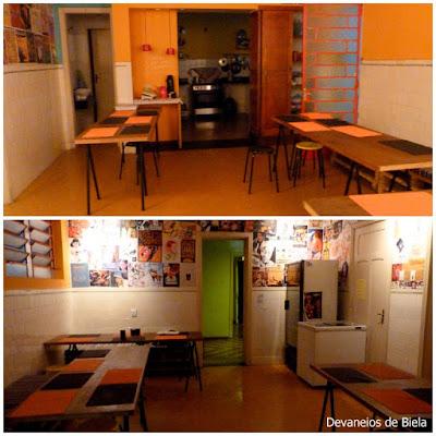 Samba Rooms Hostel em BH Casa Amarela