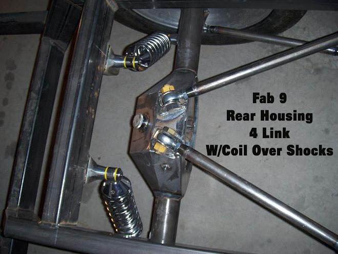 Fab 9 Rear Housing