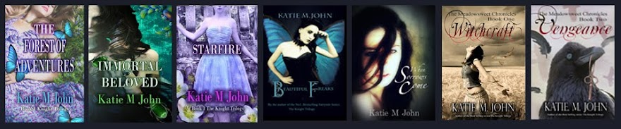 Author of YA Fairy Tales, Horror & Paranormal Romance