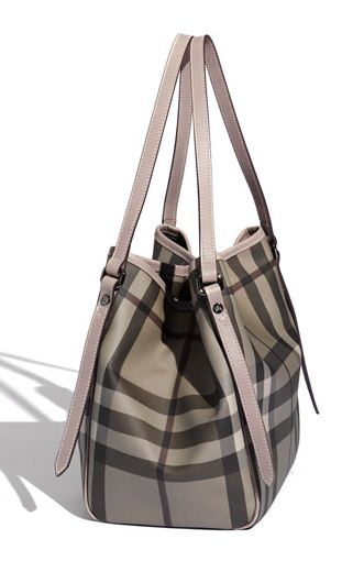 Sale Burberry Smoked Check Tote Shoppe For Shop