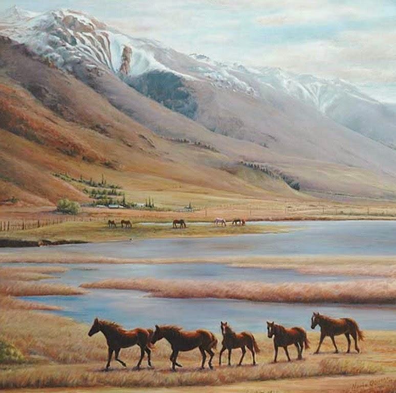 caballos-pintados-en-realismo
