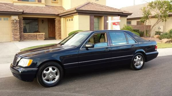 Pin 1999 mercedes s600 on craigslist wwwcarwallpapersru on for Mercedes benz craigslist