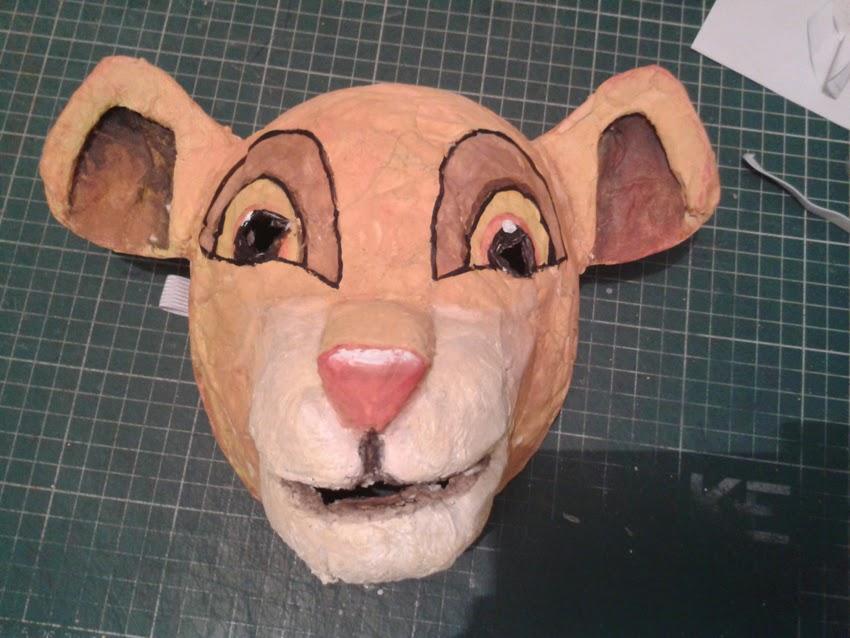 Mascara Nala