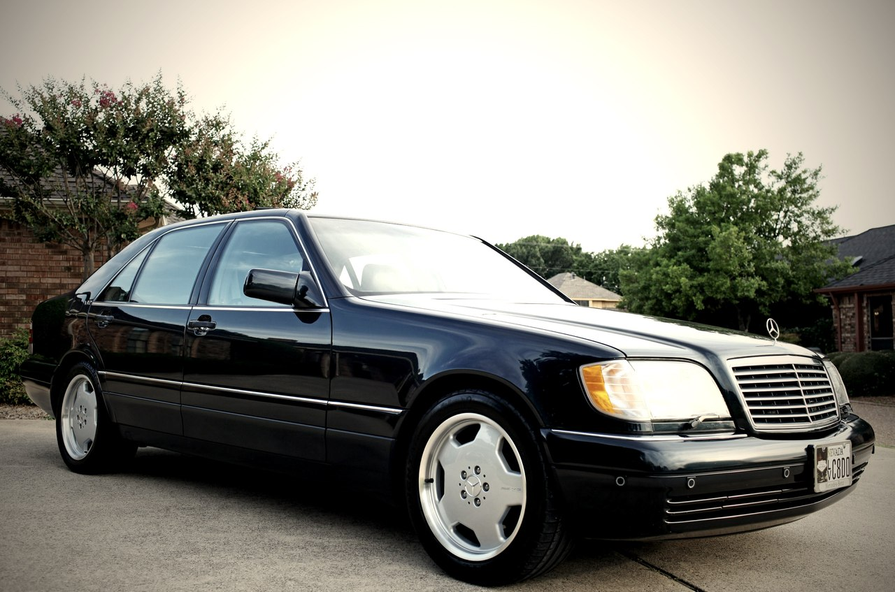 Mercedes Benz Rims >> Mercedes-Benz W140 S600 on AMG Monoblocks | BENZTUNING