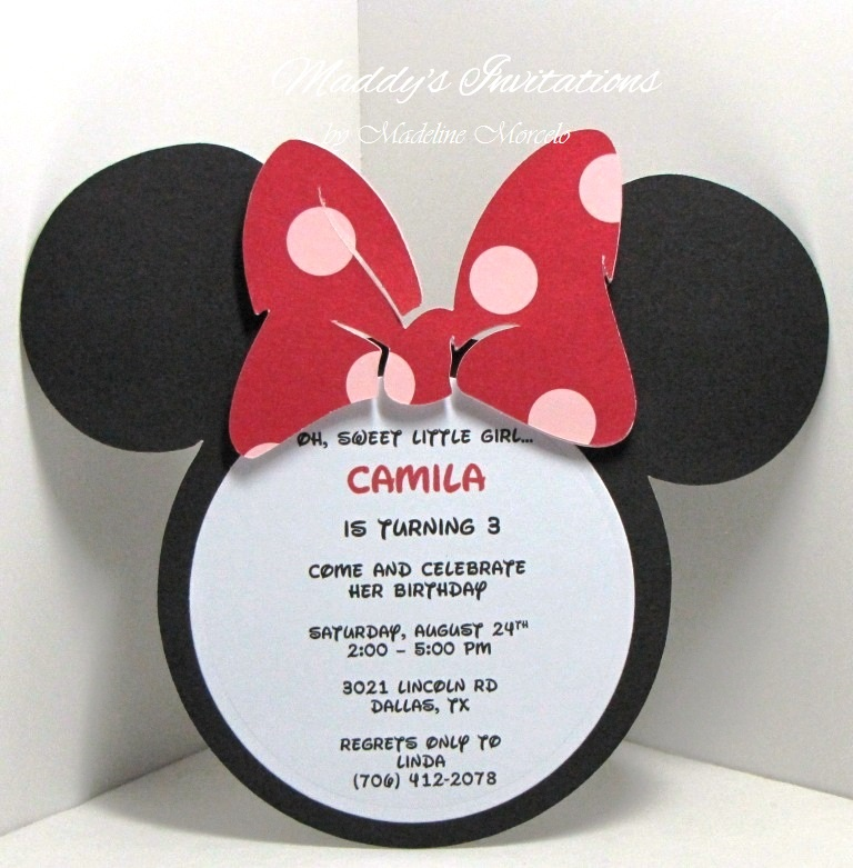 Baby Minnie Mouse Head Template Images amp Pictures Becuo