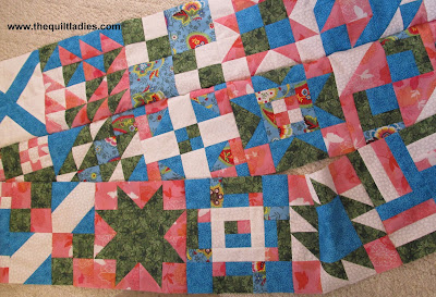 The Ladies Quilt Pattern book by Beth Strub