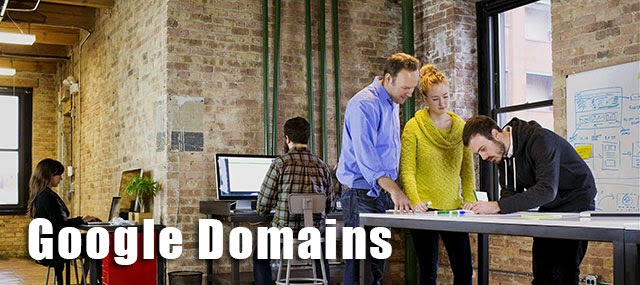 Google thử nghiệm dịch vụ đăng ký tên miền