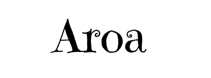 escribe aroa: