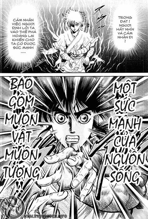 Chú Bé Rồng - Ryuuroden chap 26 - Trang 16